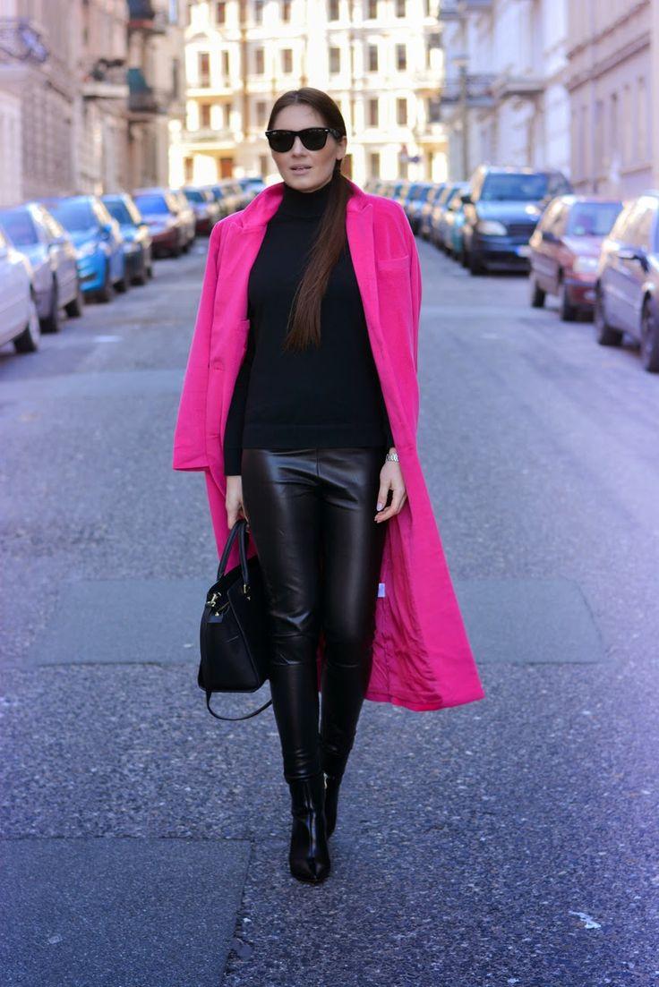 Best 25 Fuchsia Outfit Ideas On Pinterest Tweed Pants