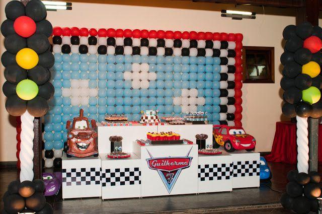 Festa Infantil: Tema Carros