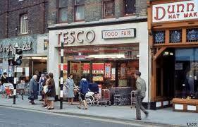 Tesco Food Fair - 1960s