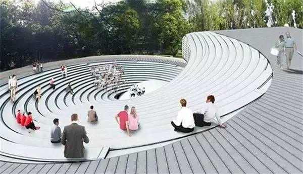 就连个台阶都要好好设计! - 传阅