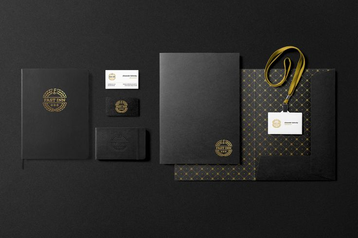Fast Inn brand identity.  #logo #logotype #branding #brandidentity #hotel #logoinspiration #design #designinspiration