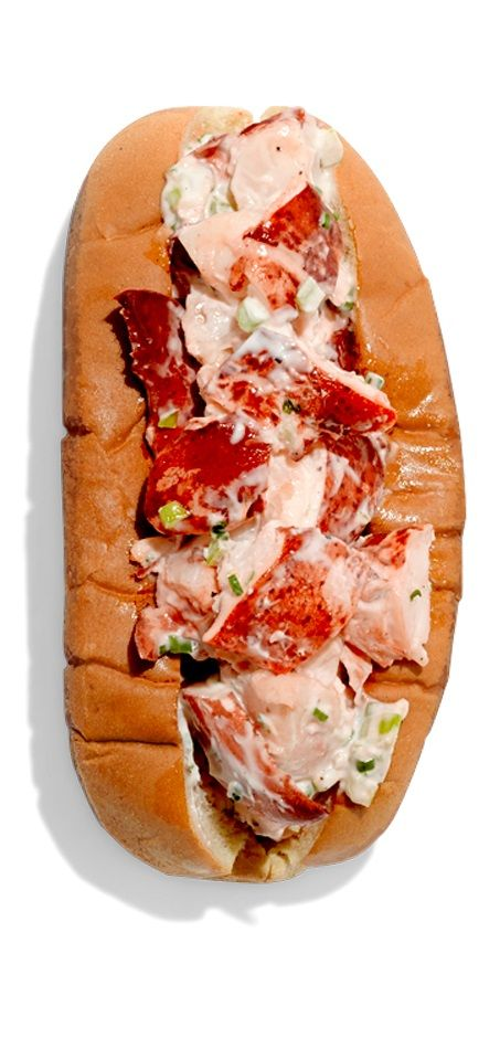"""NEW ENGLAND LOBSTER ROLL ~~~ both this post's link + http://www.npr.org/2013/10/17/218929494/found-recipes-dr-klaws-authentic-new-england-lobster-roll are authentic. the next two links are for """"lobster salad"""" rolls; they are called this because they include celery http://www.bakeaholicmama.com/2013/03/new-england-lobster-salad-roll.html?spref=pi AND http://foodnouveau.com/2011/07/destinations/north-america/the-best-lobster-rolls-ever-yes-really/ [bonappetit] [npr] [foodnouveau]…"""