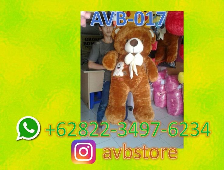 Boneka Beruang Online Bandung, Beli Boneka Beruang Online Bandung