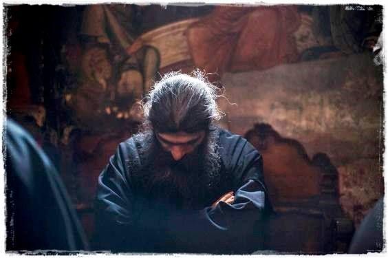 Πνευματικοί Λόγοι: Αββάς Ισαάκ ο Σύρος:  «Ο αγώνας είναι σκληρός. Θα ...