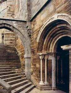 LA SACRA DI SAN MICHELE (TO), monumento simbolo del Piemonte