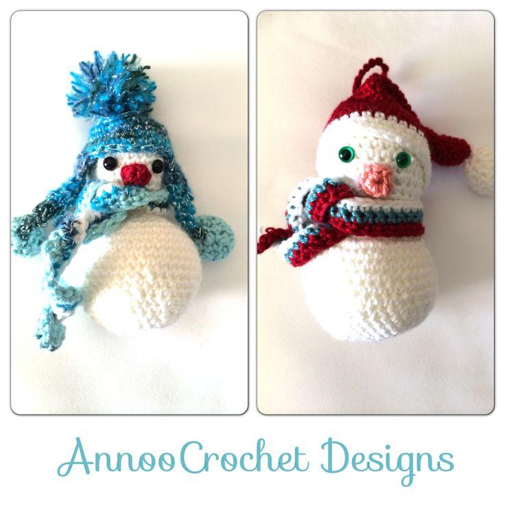 Free Crochet Tutorial By AnnooCrochet Designs