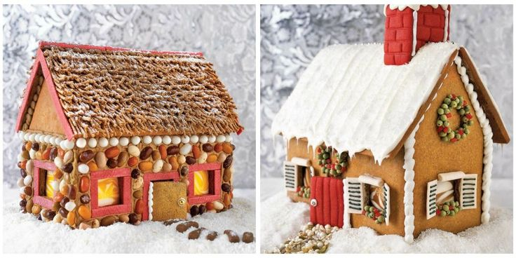 how to make gingerbread house with cardboard