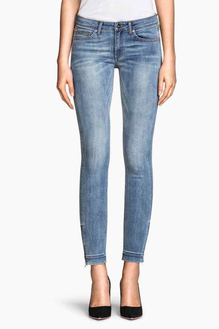 Jeans până la gleznă | H&M