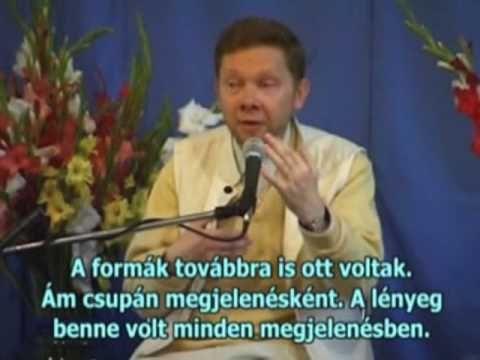 Összeállítás Eckhart Tolle tanításaiból: Az utolsó illúzió /Magyar/