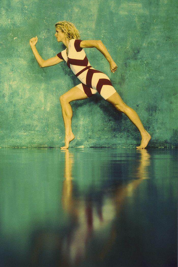 Workout suit, 1999, after Varvara Stepanova