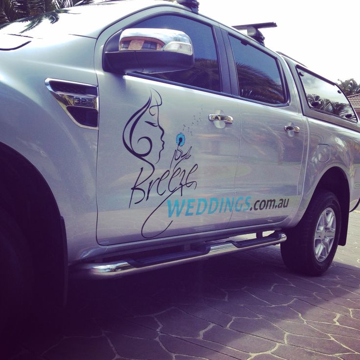 Signwriting Ford Ranger. Thanks to the guys from @nr_signs #breezeweddings #nrsigns #car #signwriting #signage #ford #ranger #stickers #реклама #на #авто #форд #рейнджер #наклейки #стикеры