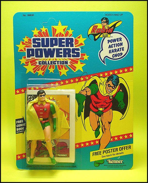 Super Powers - Robin