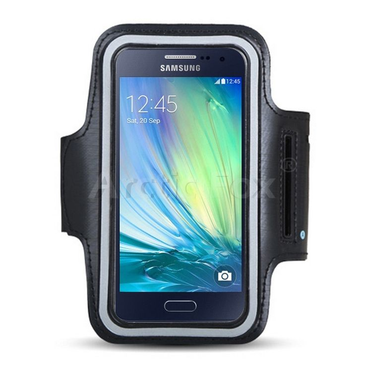 Universal Waterproof Running Cycling Sport Armband Mobile Phone Holder Case Cover for Samsung GALAXY A3 2015 A3000 A300 SM-A300F