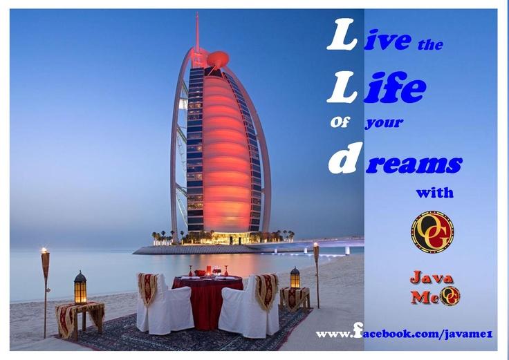 Dubai, live your dreams with OG Be in my Canadian team!  http://davidgenevieve.myorganogold.com/ae-en/