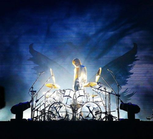 #REVIEW: #XJAPAN, #WEMBLEY ARENA, #LONDON, 04/03/2017  http://www.electricbloomwebzine.com/2017/03/x-japan-wembley-arena-review.html