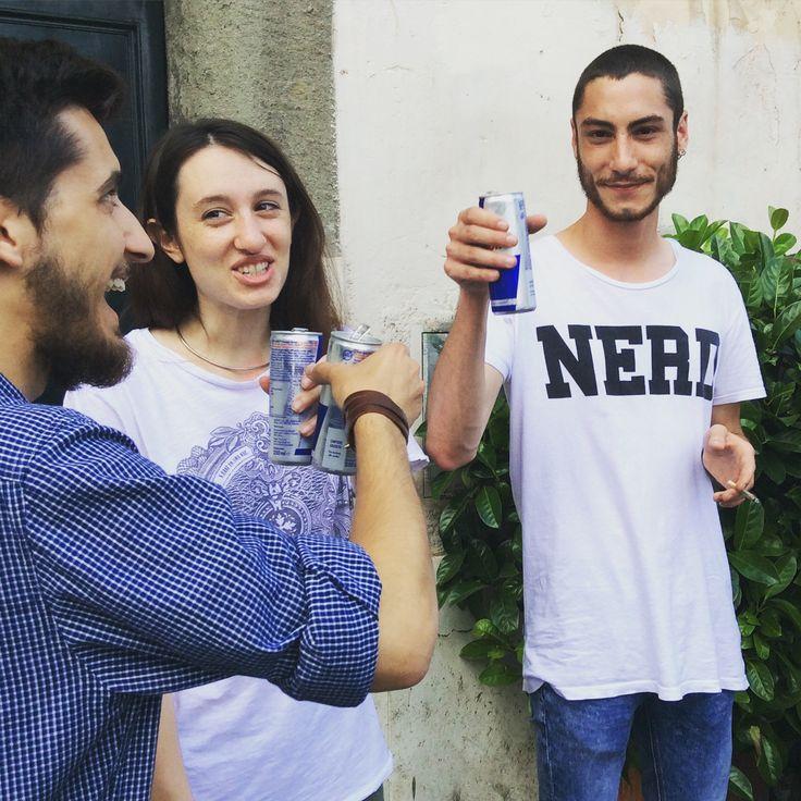 #studenti #aant #accademia #graphic #design #25esima #redbull #aant #progetti #formazione #professionale #evento  #redbull #drink
