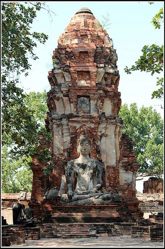 Phra Nakhon Si Ayutthaya . Thailand