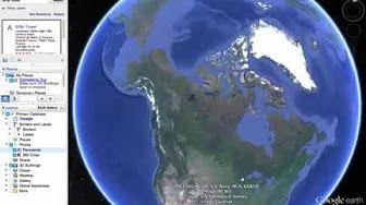 Use Google Map as GPS Offline - YouTube