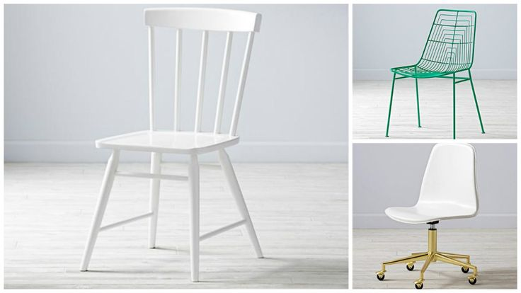 Love these cute desk chairs for kids! #backtoschool #backtoschoolworkstation #kids