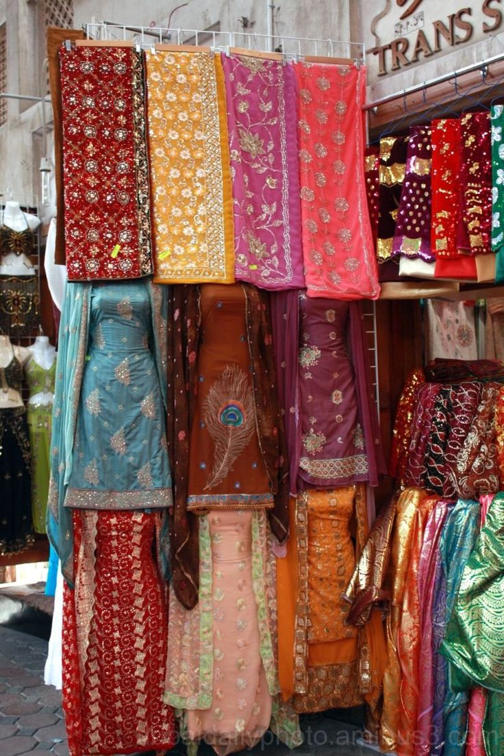 Look at these fabrics!! I want them! ........ Exclusive 33 day Documentary in Dubai, Follow Arif Mirza's journey to make a succesful million dollar business just from 1000AED. Join the Facebook fan page  www.Facebook.com/DubaiStreetsOfGold