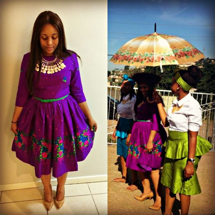 tsonga traditional dresses - Google Search