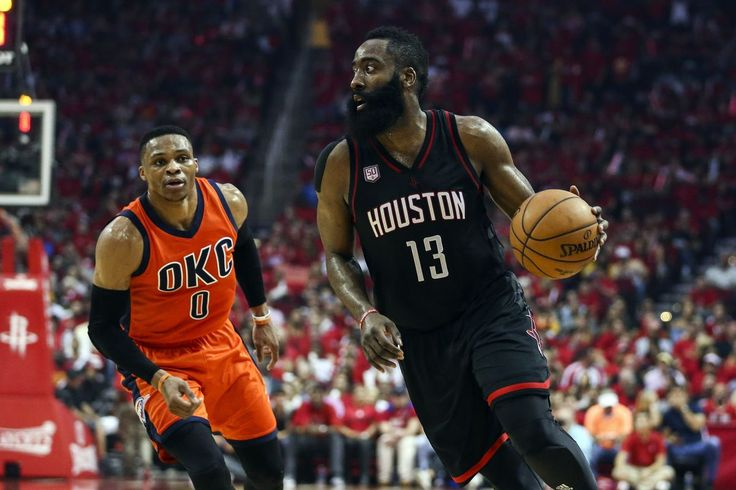 Russell Westbrook will win the NBA MVP award over James Harden - The Dream Shake