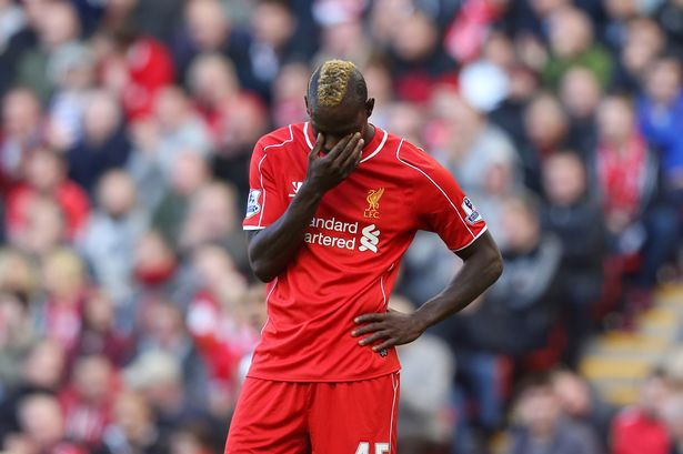 Sampdoria rule out move for #Liverpool's Mario Balotelli - Liverpool Echo