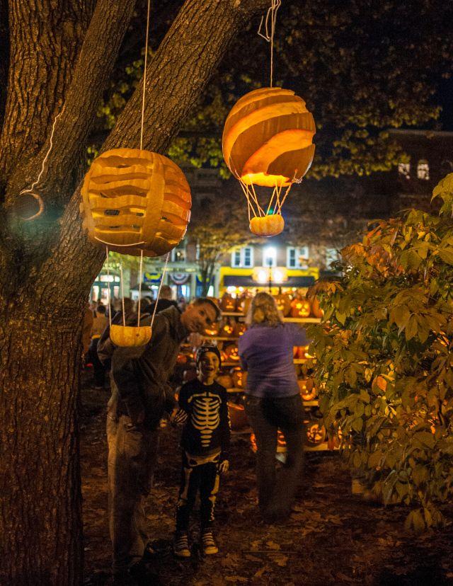 Keene Pumpkin Festival New Hampshire