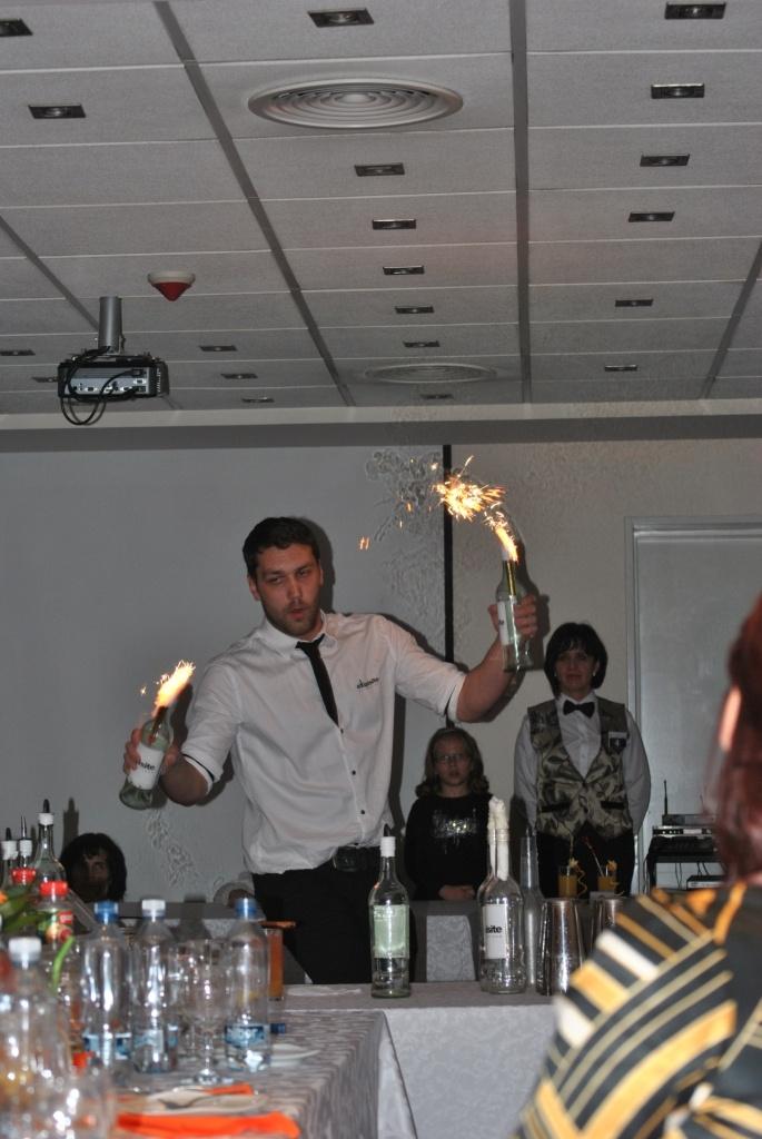 """Concurs """"Cea mai buna echipa de servire"""" din Continental Hotels Romania"""