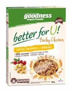 GSF_Better for U Clusters