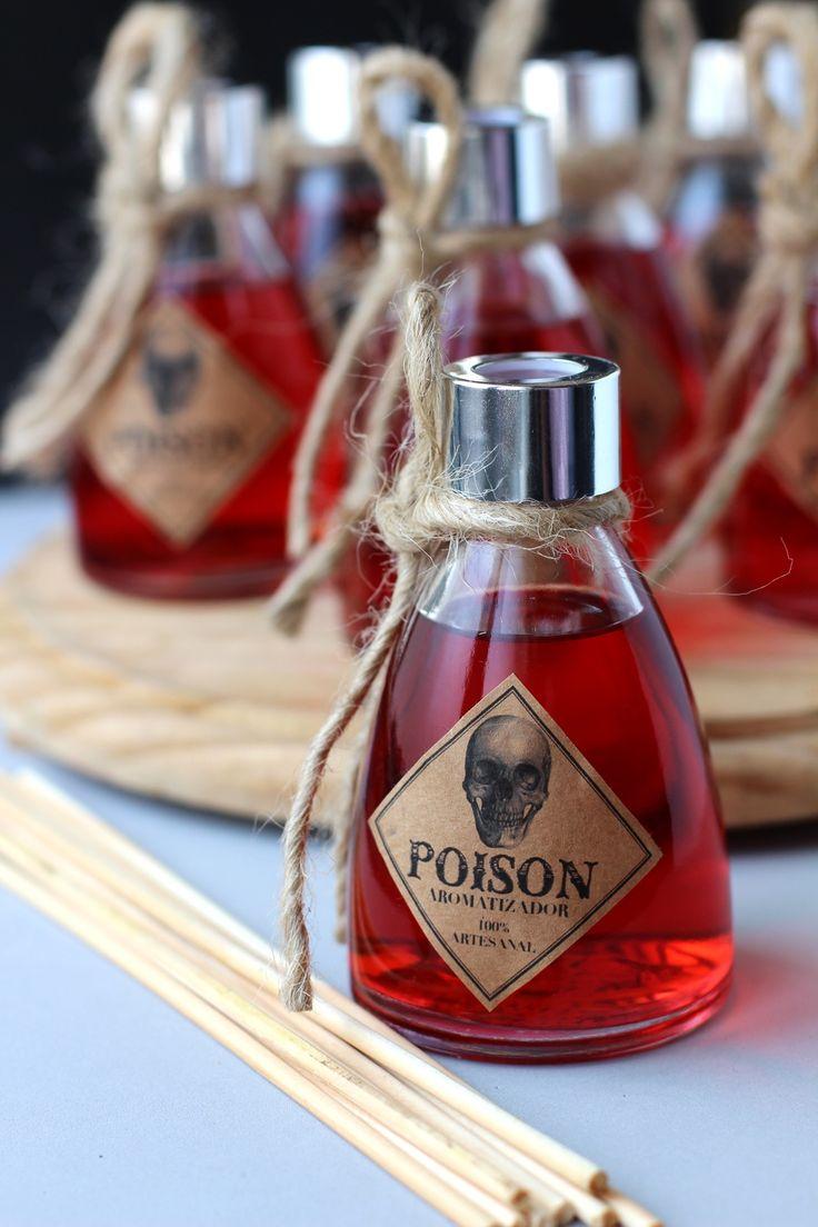 Peter Paiva   Aromatizador de Ambientes – Poison Halloween