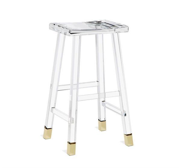 Acrylic Bar Stool - Shop Ten 25