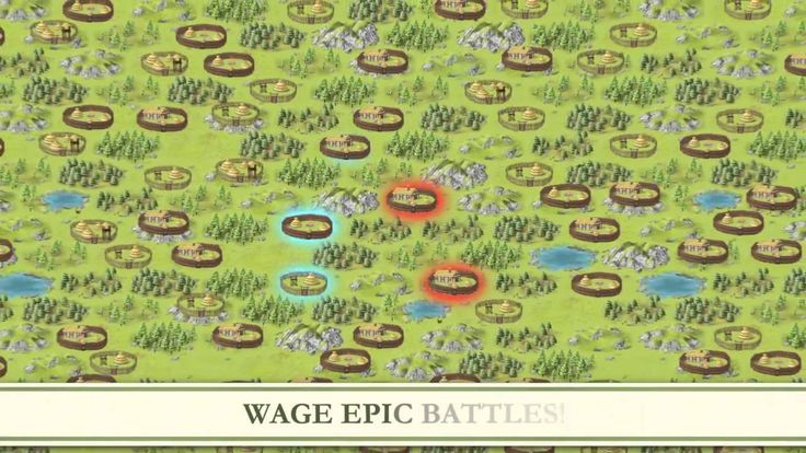 Celtic Tribes.Una aplicación gratuita para estimular la capacidad estratégica y organizativa. Es un juego online multijugador basado en la civilización celta, en el que se deberá hacer crecer la tribu, crear alianzas y gestionar aldea. La edad recomendada de uso es a partir de los 10 años.