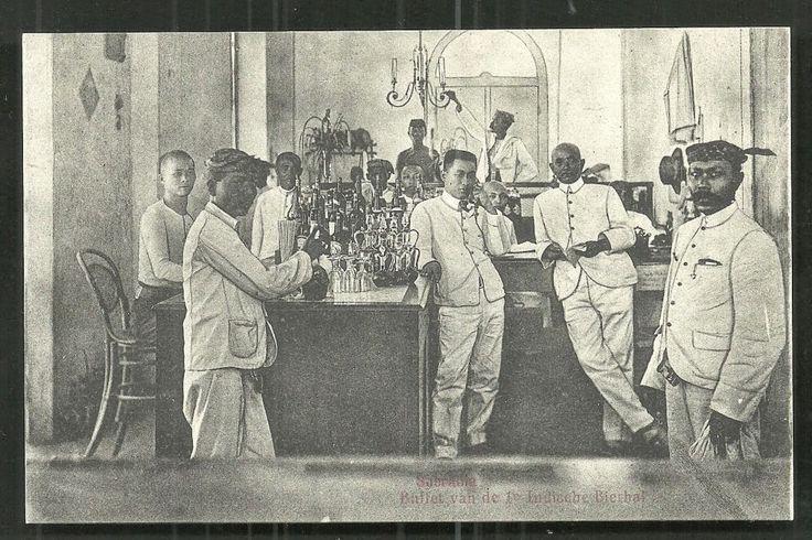 Beer Hall at Surabaya - Hotel Oranje (??)