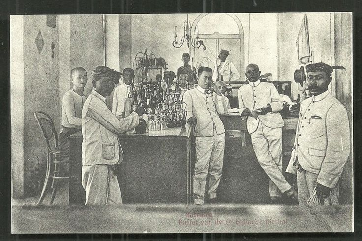 Beer Hall at Surabaya - Hotel Oranje (??)