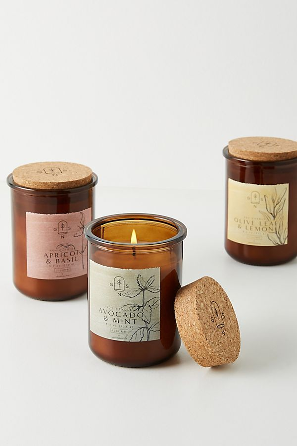 Good Natured Soy Jar Candle Candle Jars Soy Candle Jars Candles