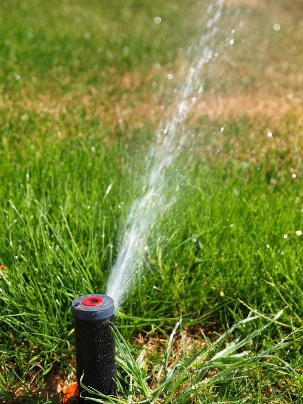 Learn How To Inspect And Replace Damaged Risers And Heads In A Lawn Sprinkler System Lawn Sprinkler System Replace Lawn Lawn Sprinklers