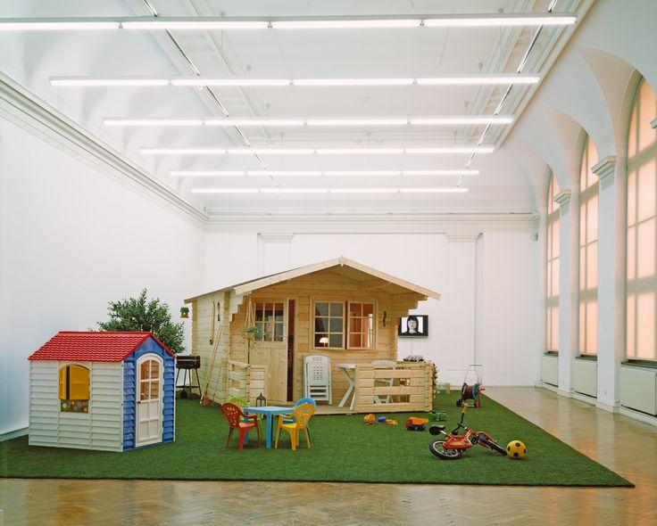 Exhibition view: Landesgalerie Linz, Austria, 2008