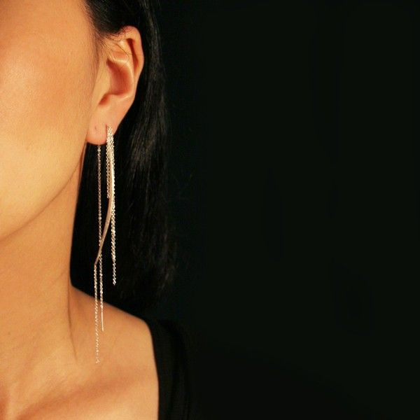24 best Earring Design images on Pinterest | Accessories ...