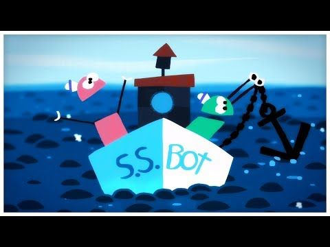 """▶ """"Captain of the Boat,"""" The Boat Song by StoryBots. This is going to be stuck in my head forever. But in the awesome way."""