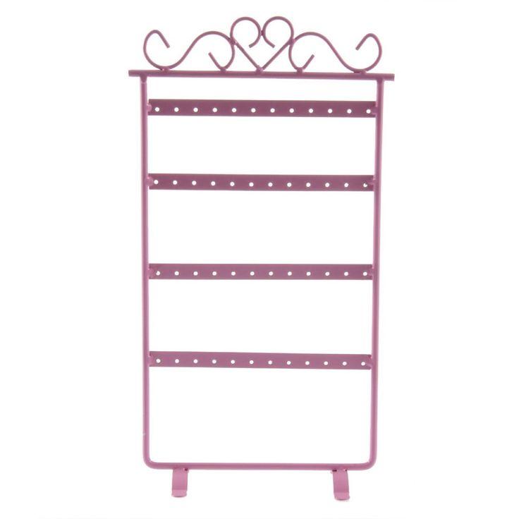 Afbeeldingsresultaat voor sieradenrek roze
