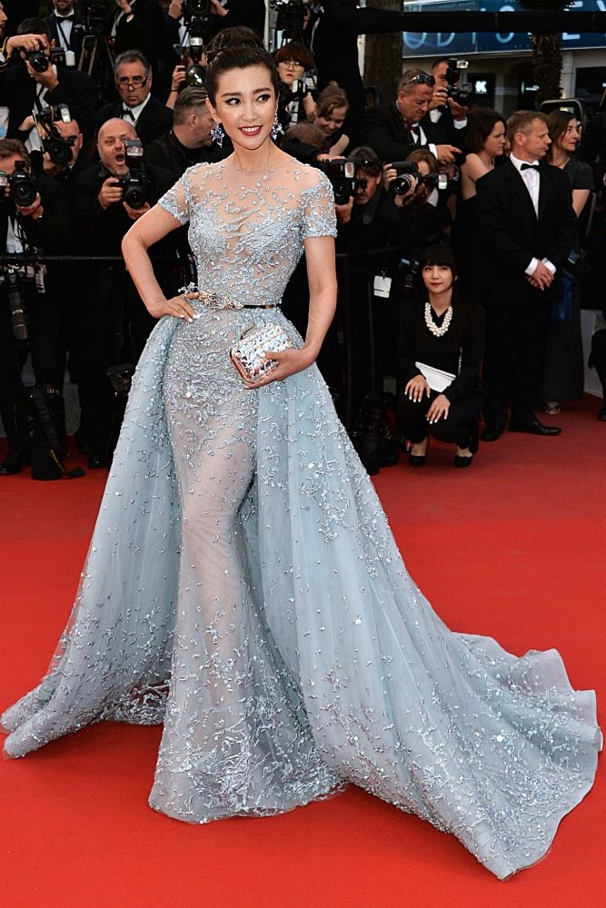 Elie Saab, Zuhair Murad, and Georges Hobeika Sweep Cannes' Red Carpet -