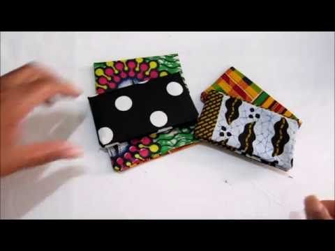 How to make a tract holder, also meeting invitation and business card holder. Easy! No glue. JW.org - YouTube