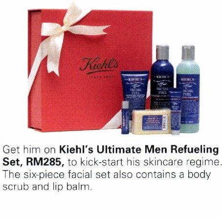 Women S Weekly Malaysia February 2013 Kiehl S Valentine S Gift
