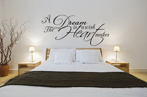 Hey, I found this really awesome Etsy listing at http://www.etsy.com/listing/115904623/dream-wish-heart-vinyl-wall-sticker