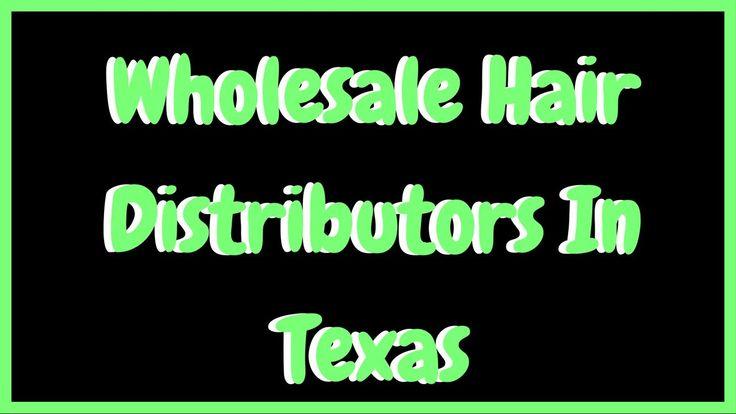 Wholesale Hair Distributors In Texas | Hair Vendors In Dallas