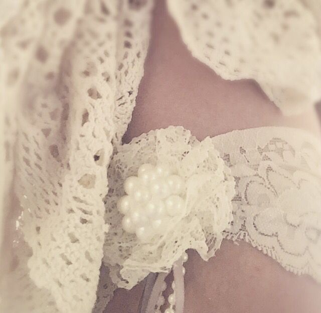 Garters for your big day!!