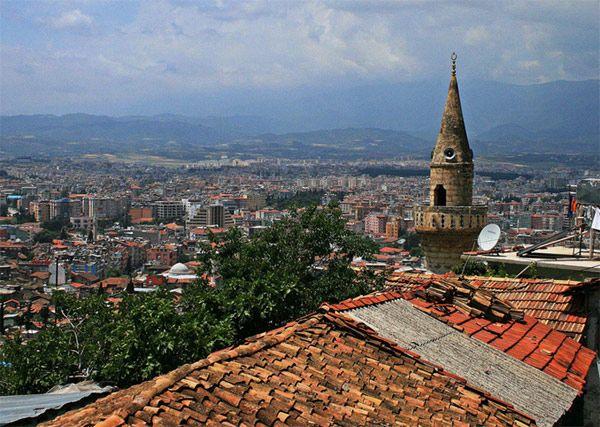 Panorama of #Antakya, Turkey.