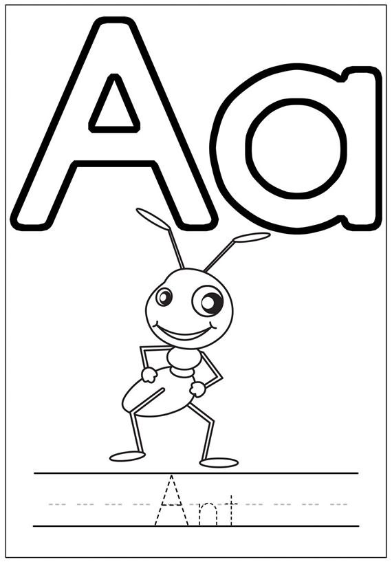 Pin On Coloring Pages Letter i worksheets flashcards coloring