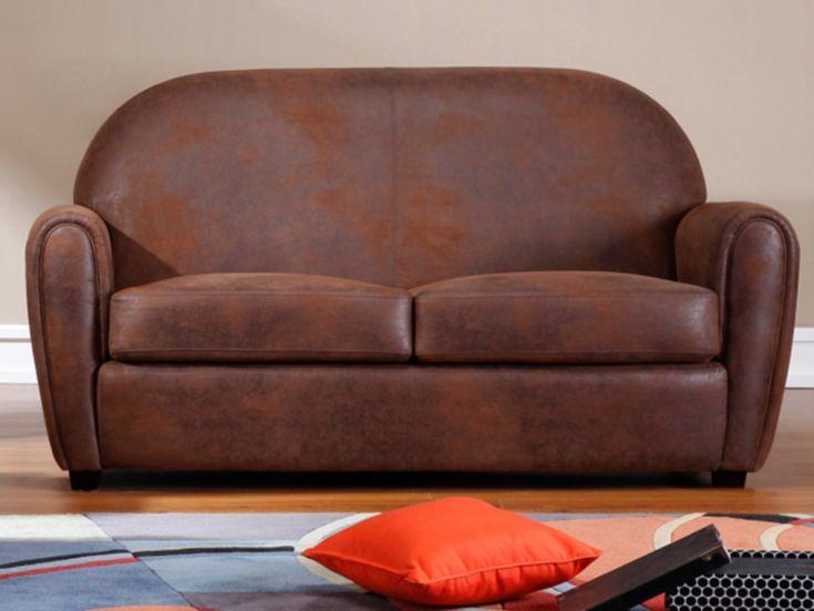 17 meilleures id es propos de fauteuil club cuir sur pinterest fauteuil m - Fauteuil club microfibre aspect cuir vieilli ...
